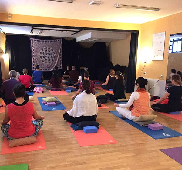 Yoga La Nómada