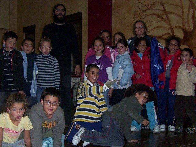 Talleres de Teatro Rural en San Miguel y Los Santos
