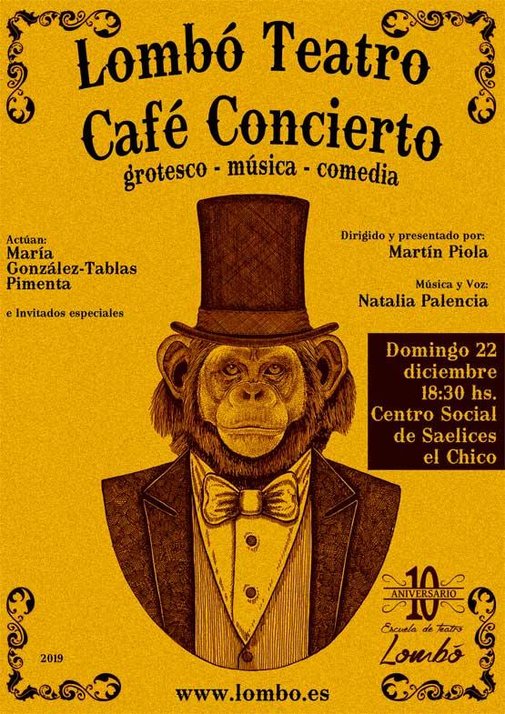 Lombó Teatro Café Concierto