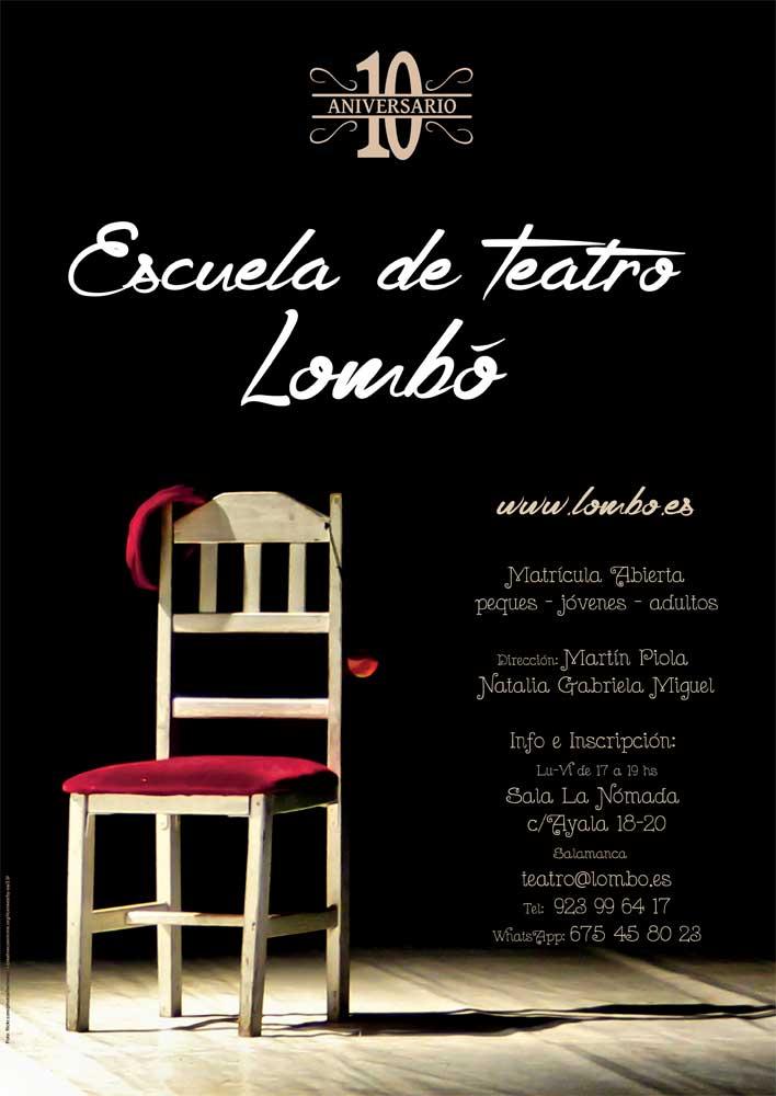 Curso de Teatro Lombó para jóvenes y adultos