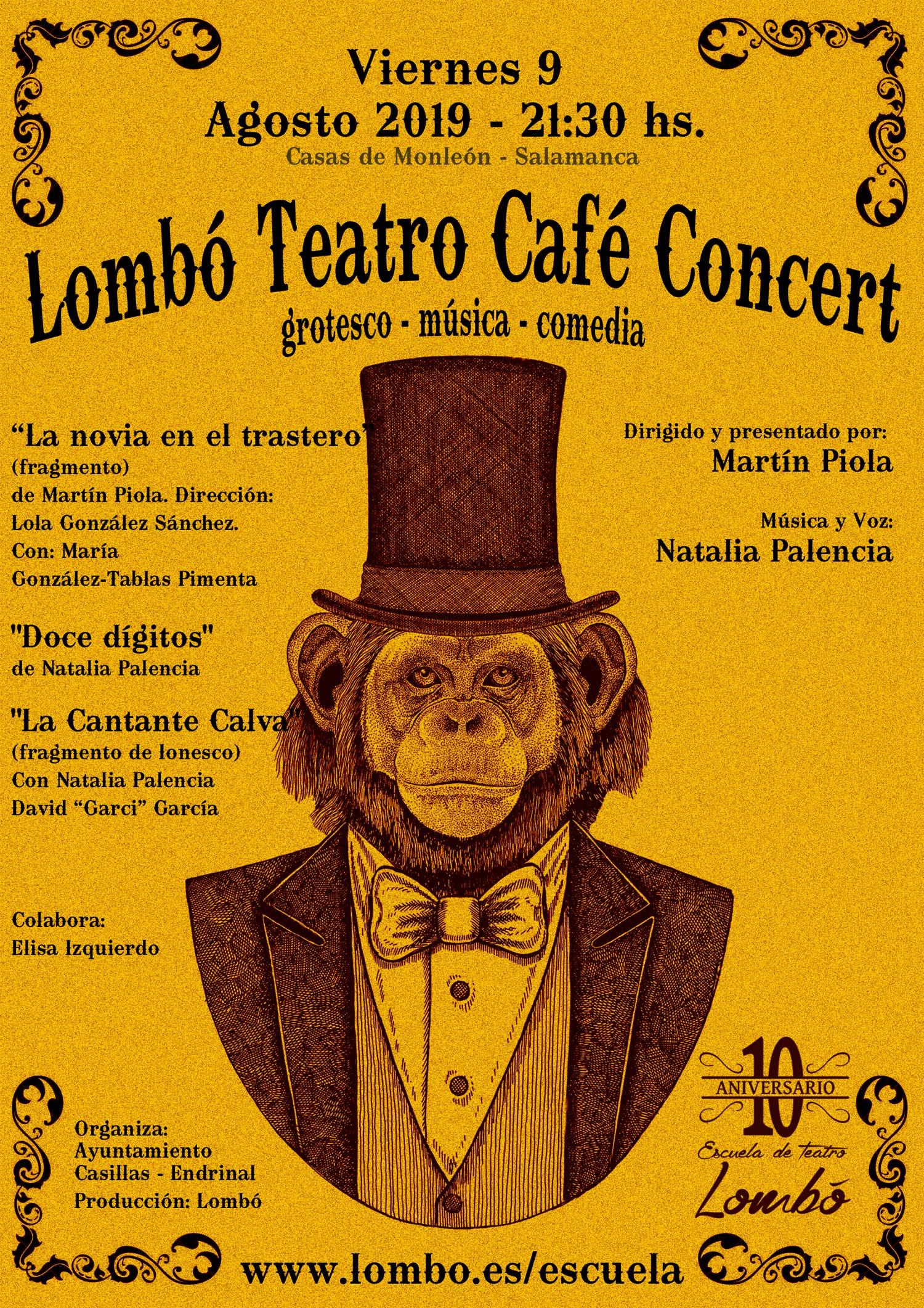 Lombó Teatro Café Concert