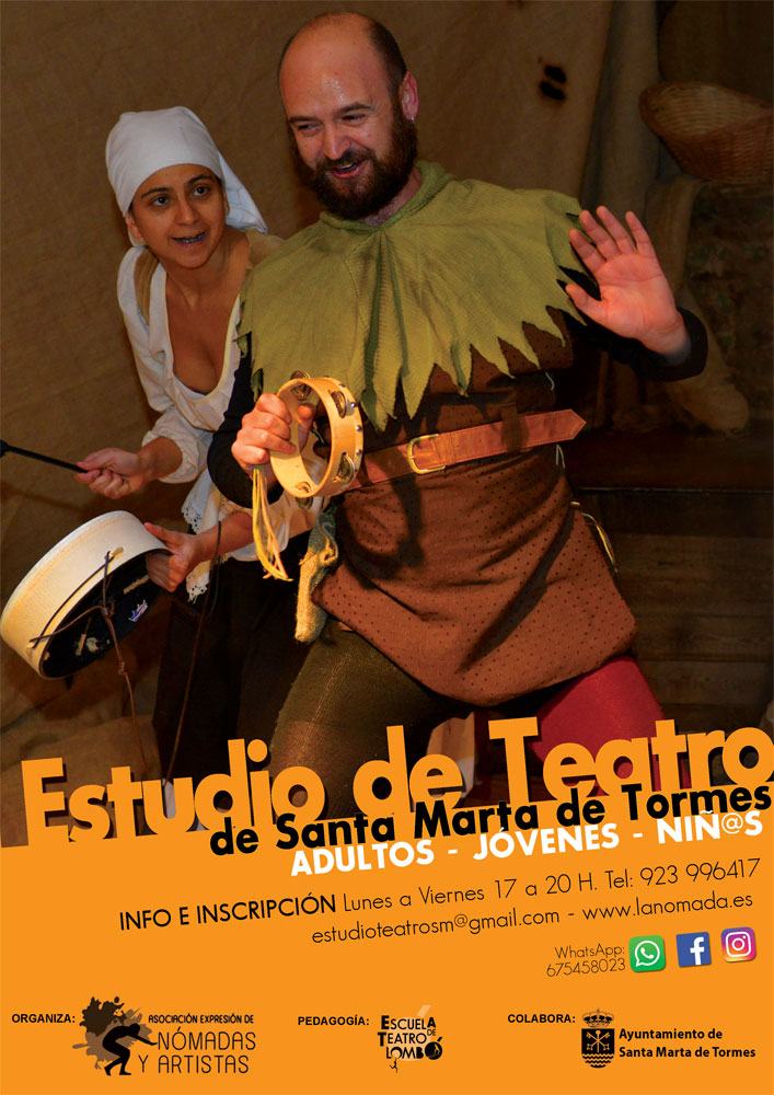 Curso de Teatro para adultos en Santa Marta
