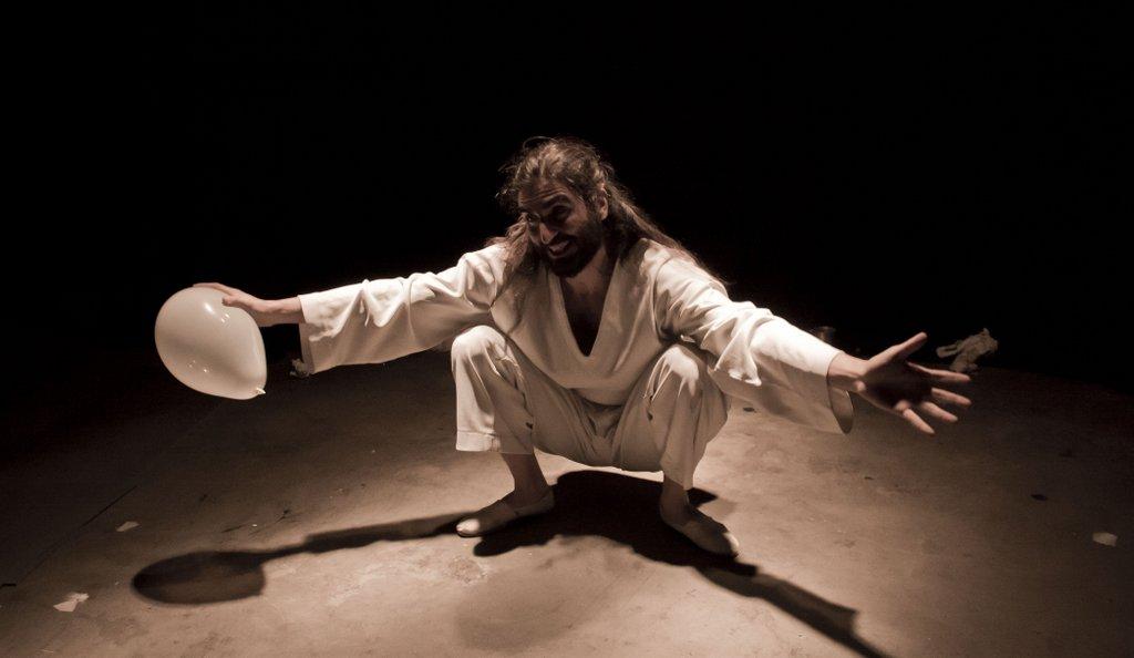 Jesús de Topas en modo Café Concert