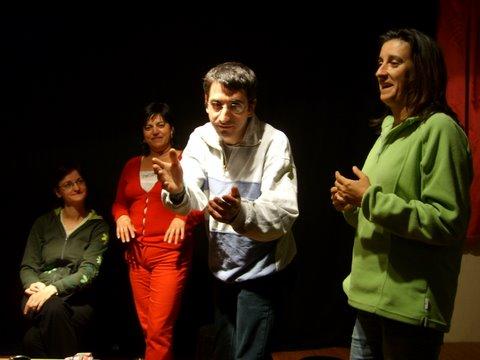 Comienza Taller de Teatro en Endrinal