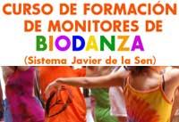 Curso de Formación de Monitores de Biodanza Sistema Javier de la Sen