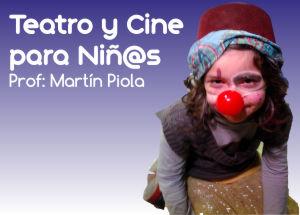 Teatro y Cine para niños (8-12 años)